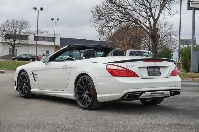 Pre-Owned 2013 Mercedes-Benz SL-Class SL 63 AMG®