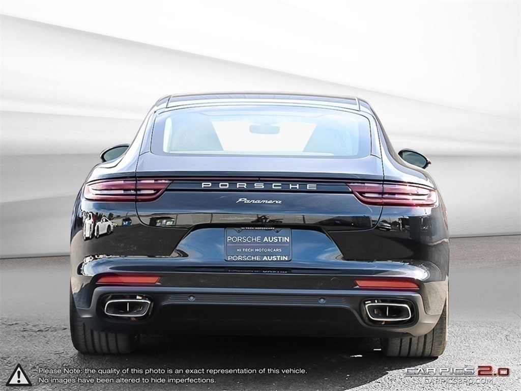 Certified Pre-Owned 2018 Porsche Panamera DEMO
