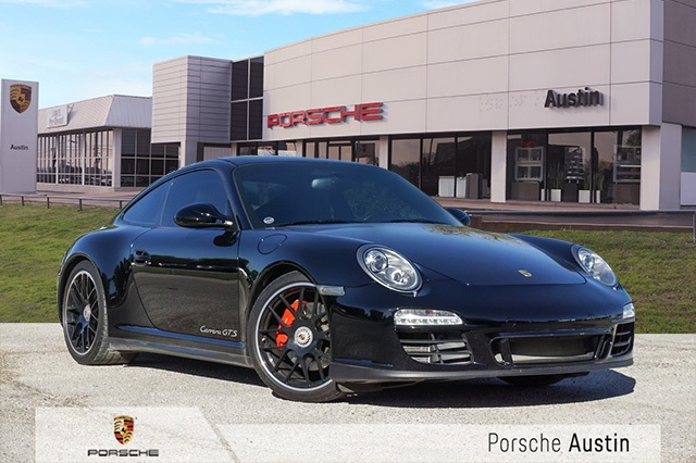 Certified Pre-Owned 2011 Porsche 911 Carrera GTS