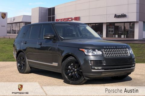 Pre-Owned 2016 Land Rover Range Rover 3.0L V6 Supercharged HSE