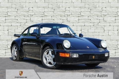 Pre-Owned 1991 Porsche 911 Turbo