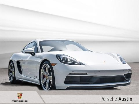 New 2018 Porsche 718 Cayman GTS DEMO