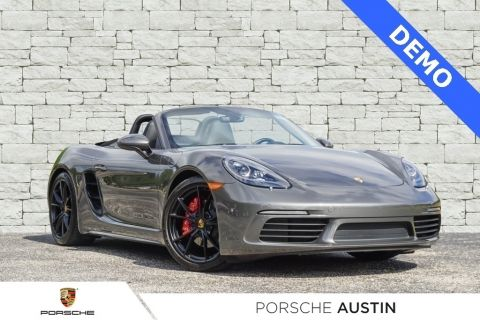 New 2018 Porsche 718 Boxster S DEMO