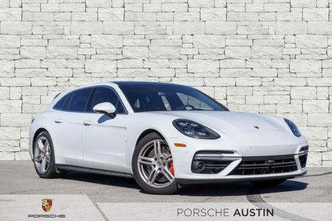 New 2018 Porsche Panamera Turbo Sport Turismo DEMO